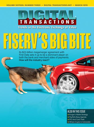 Fiserv's Big Bite – Digital Transactions