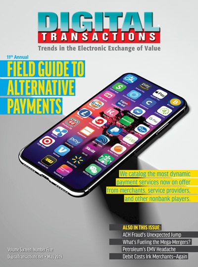 11th Annual Field Guide to Alternative Payments – Digital Transactions